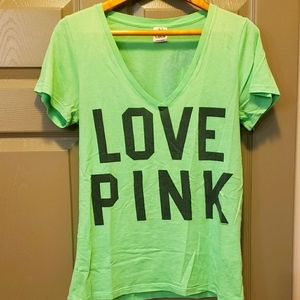 Love Pink Tee